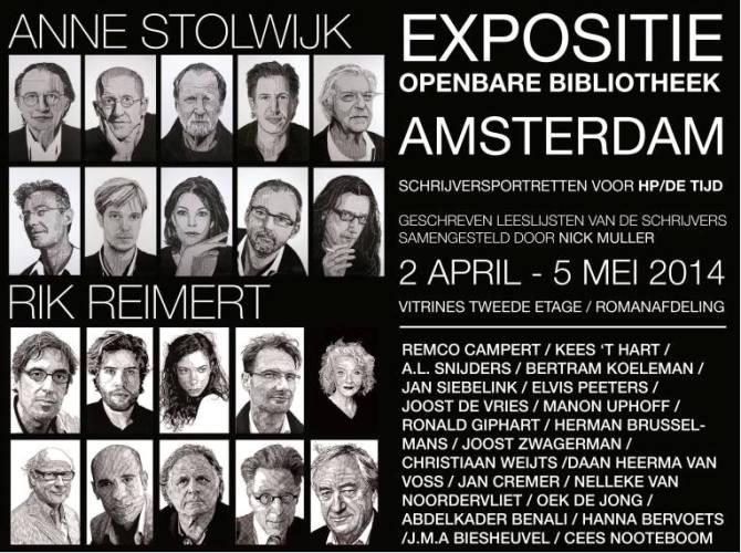 Writlit HP De Tijd OBA Amsterdam