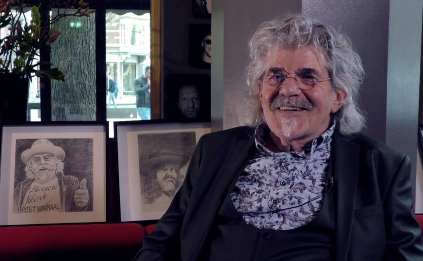Zelfportret Bennie Jolink: 'Bekende Nederlanders, dat zijn publiciteitsgeile narcisten'