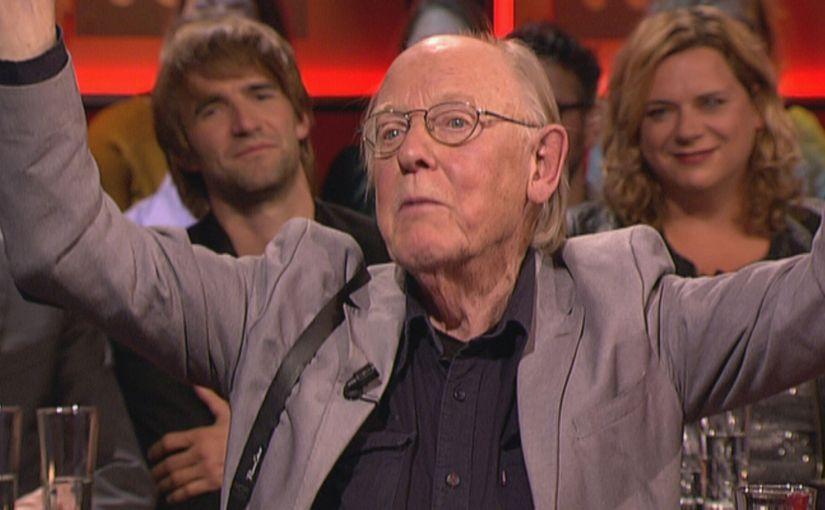 Eddy Posthuma de Boer: 'Ik ben gezegend met tweegeheugens'