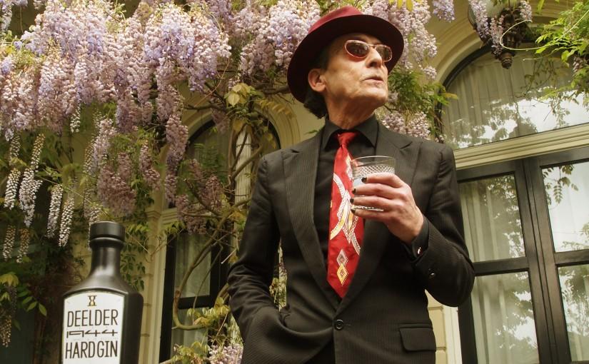 Jules Deelder: 'Ik ben misschien wel de enige échte dichter inNederland'